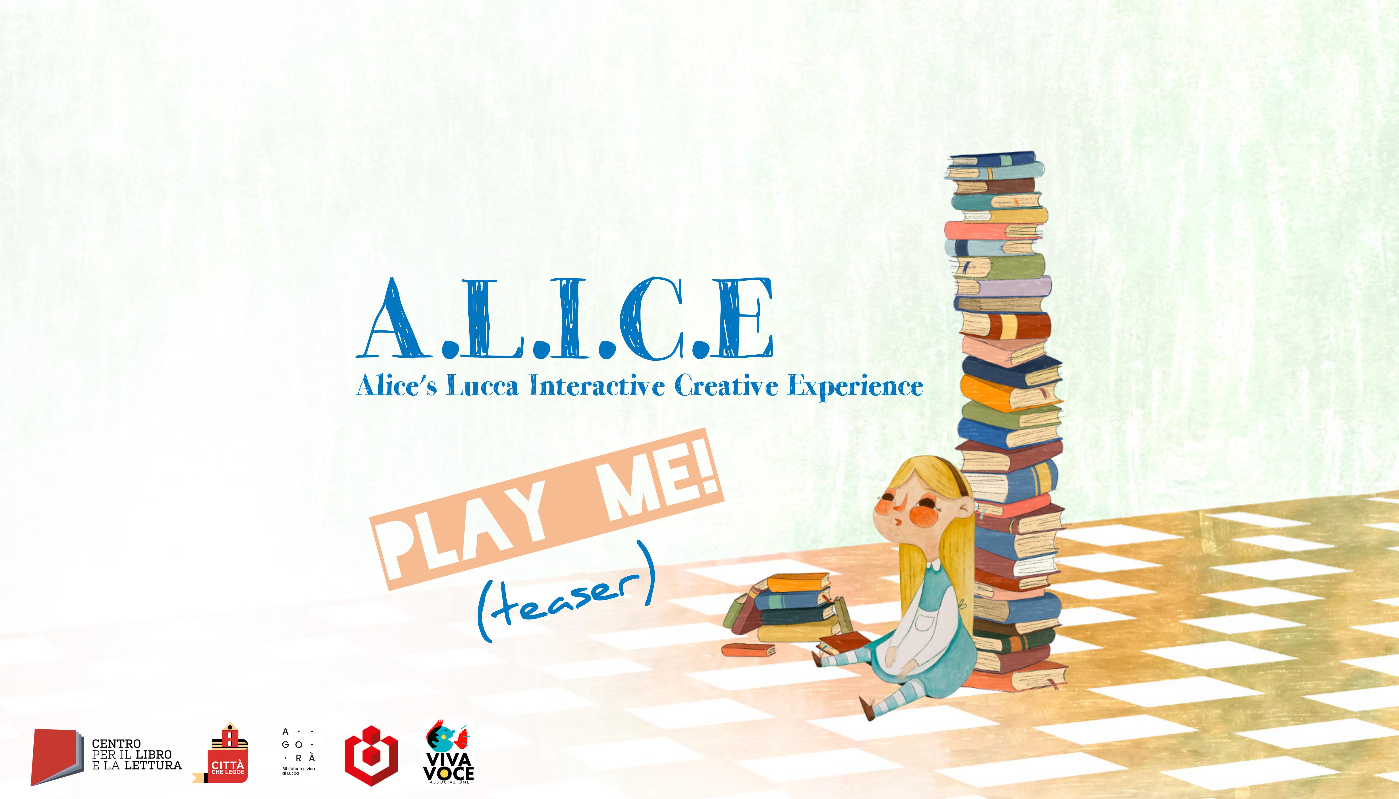 ATTENZIONE Premiazione di ALICE!